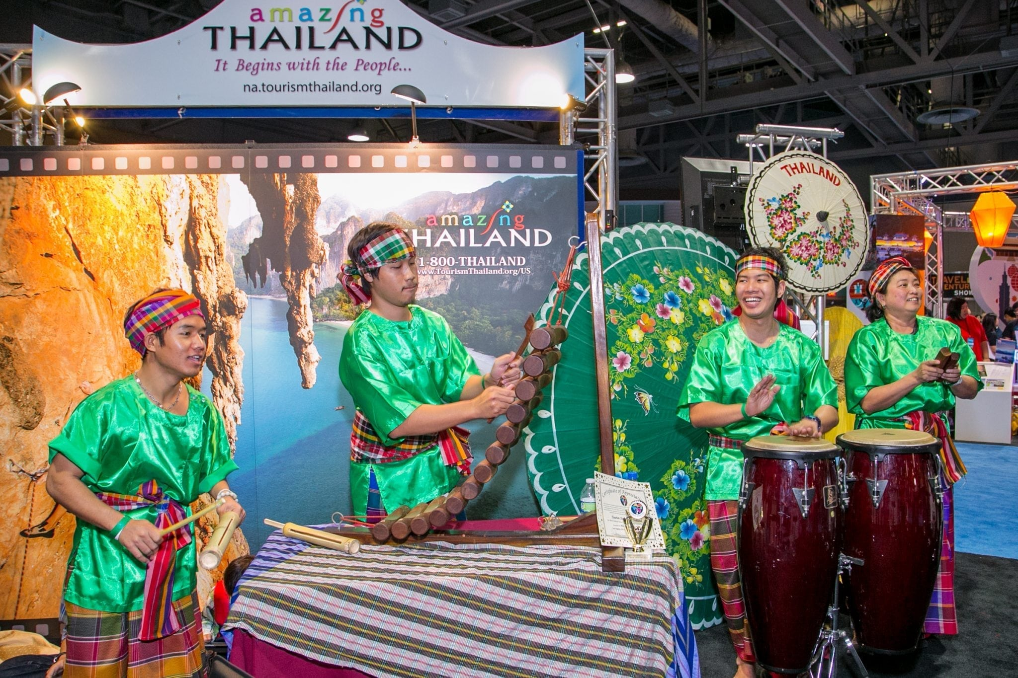12th Annual Los Angeles Travel & Adventure Show