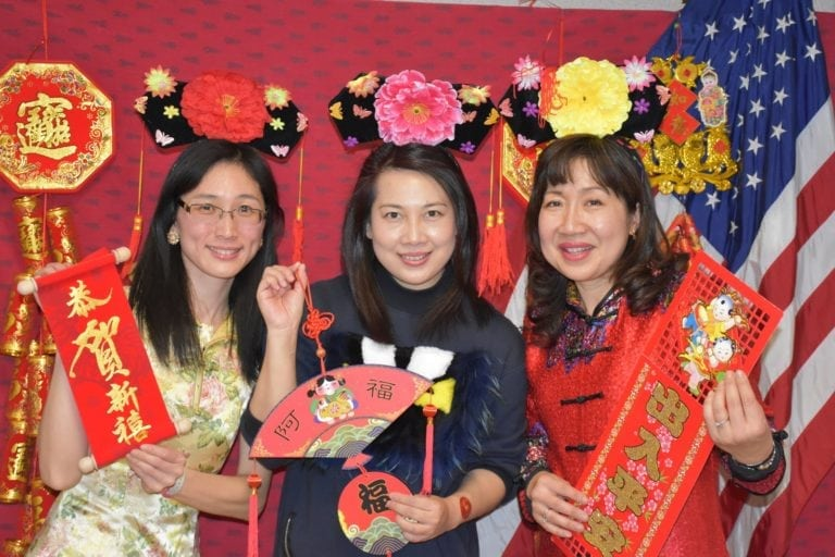 Chinese Lunar New Year Celebration Party