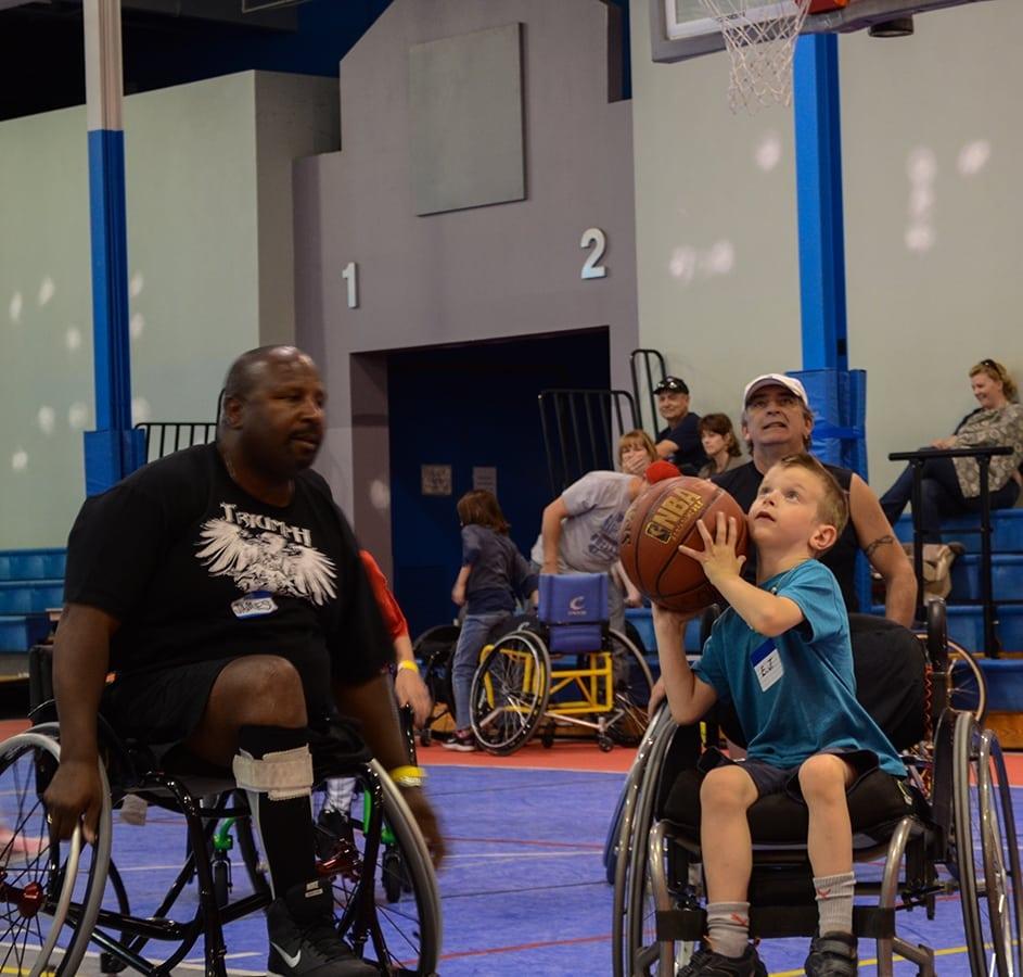 8th Annual Wheelchair Sports Festival