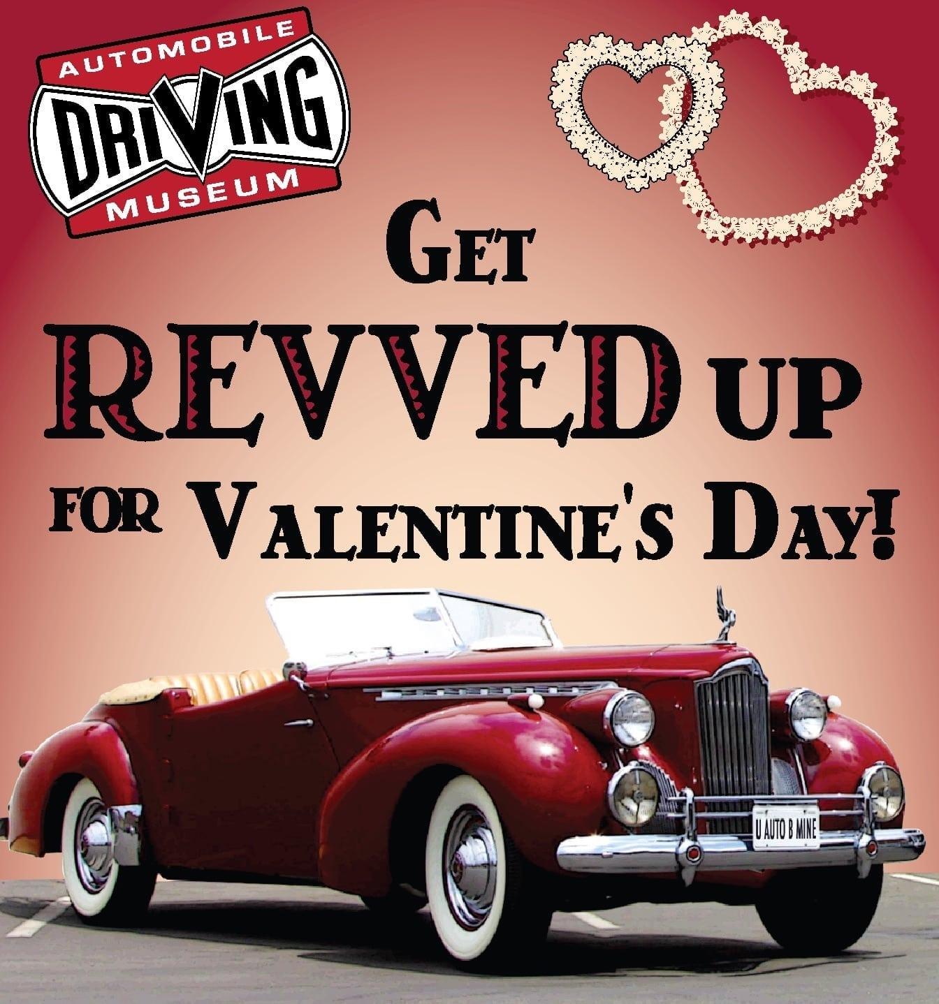 Valentine's Day Rides
