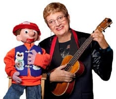 Ilene Cohen Puppet Show