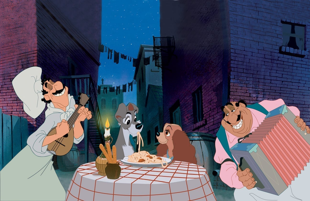 Disney's Lady and the Tramp At The El Capitan