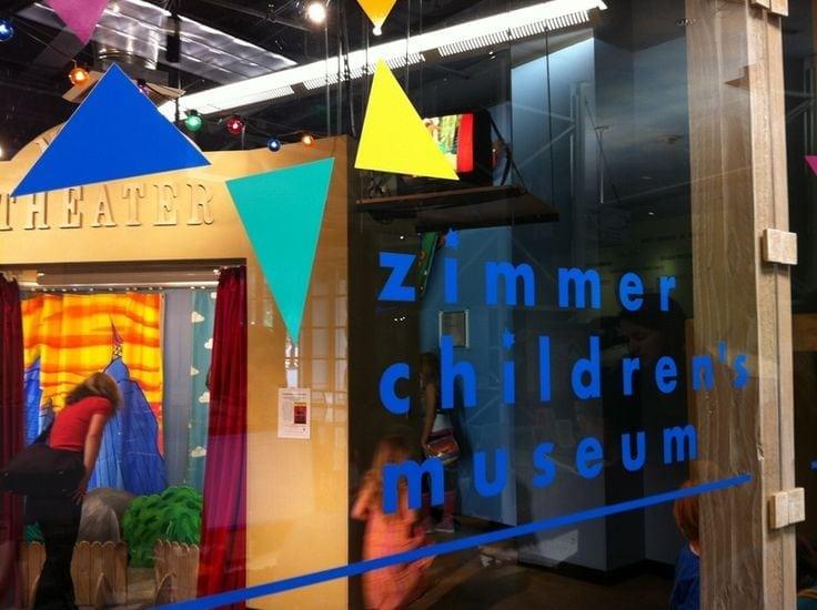 Zimmer Sunday Family Program: National Women's History Month