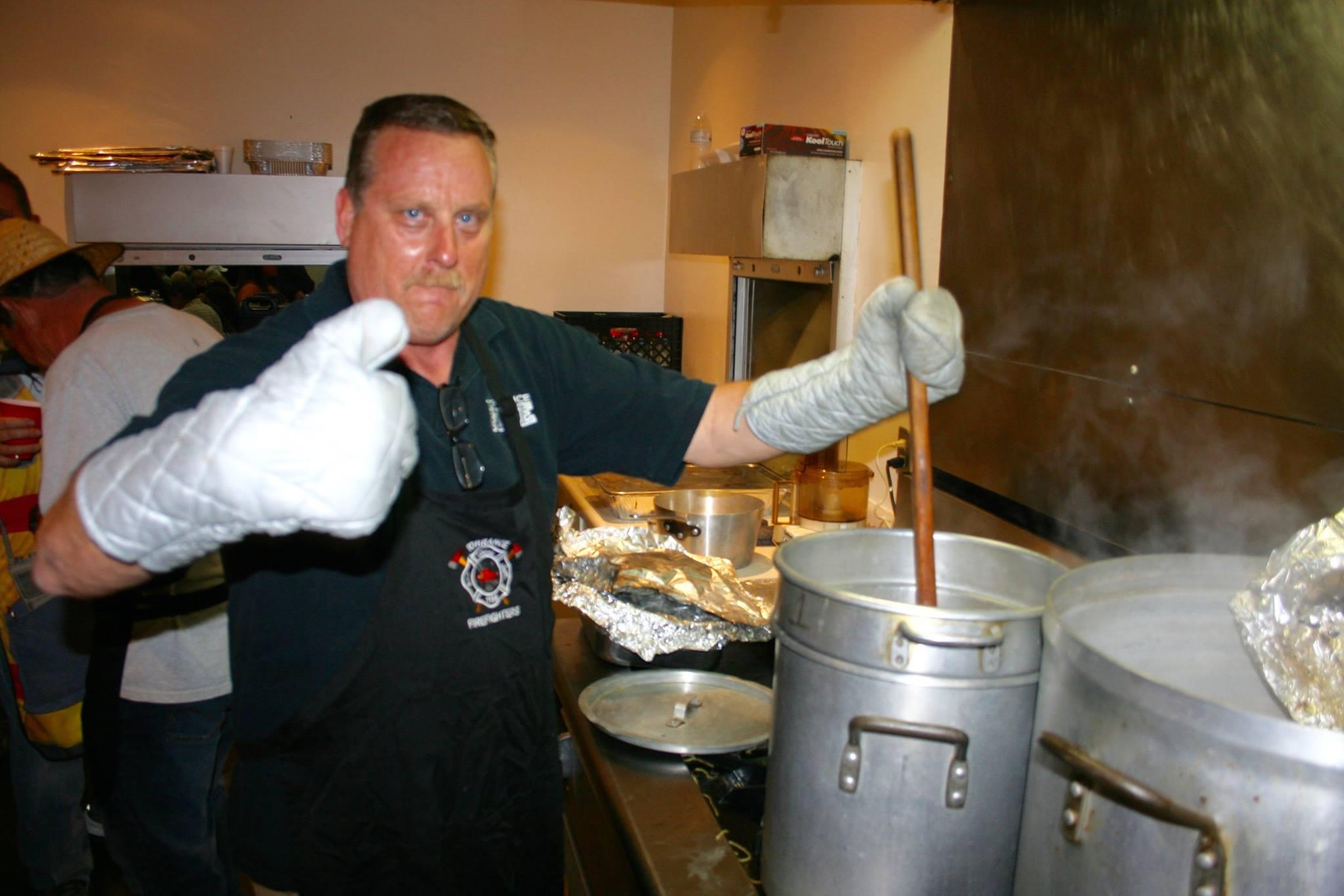 The Torrance Firefighters Association's Benefit Spaghetti Dinner
