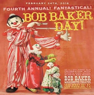 4th Annual Bob Baker Day