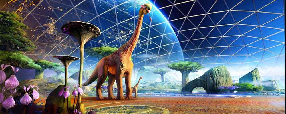 """Dreamscape Immersive presents """"Alien Zoo"""""""