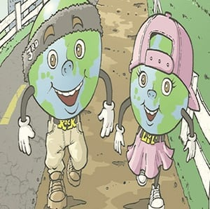 Kids Earth Day Celebration