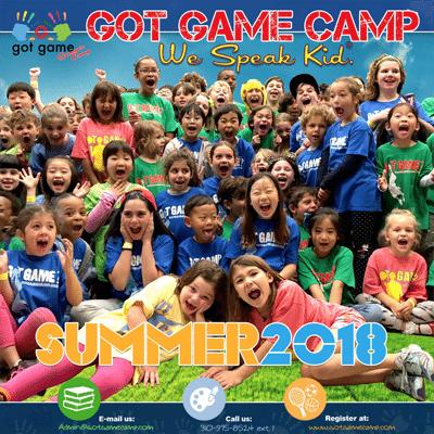 Got Game Camp