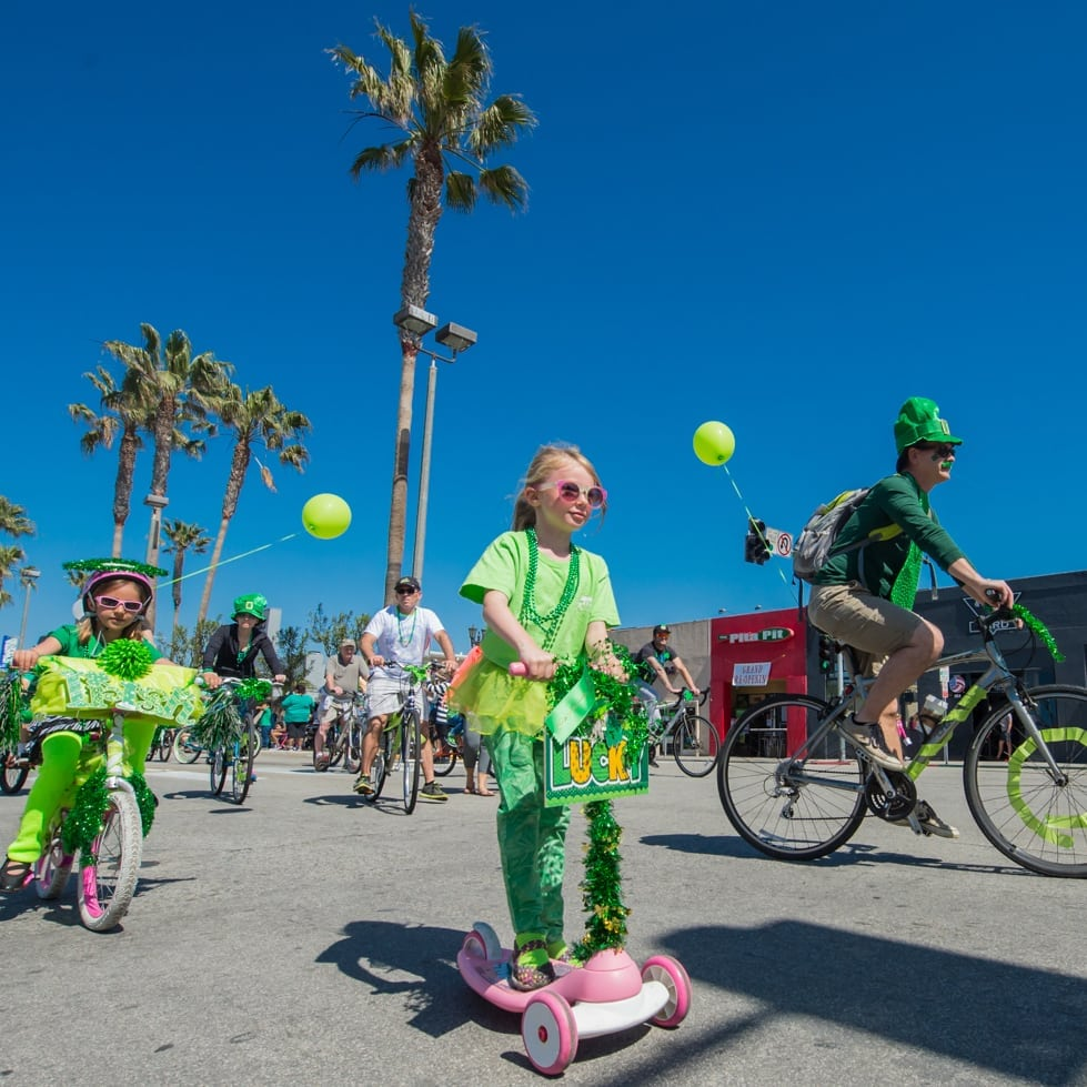 st. patrick's day in Los Angeles