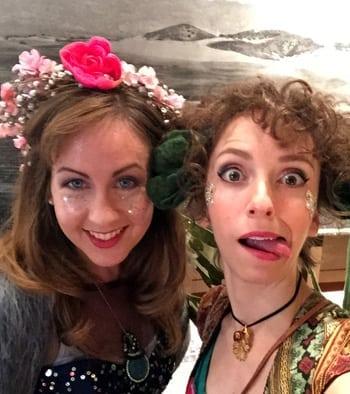 A Faery Hunt & Fairy Birthday Party!