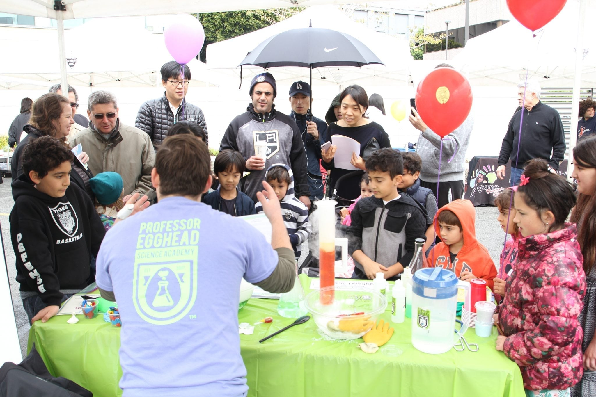 City of Beverly Hills' Community Services Showcase