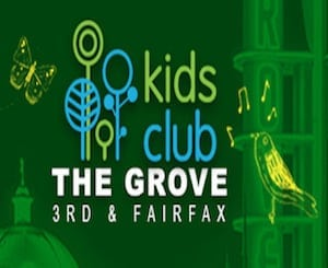 March Kids Club at The Grove