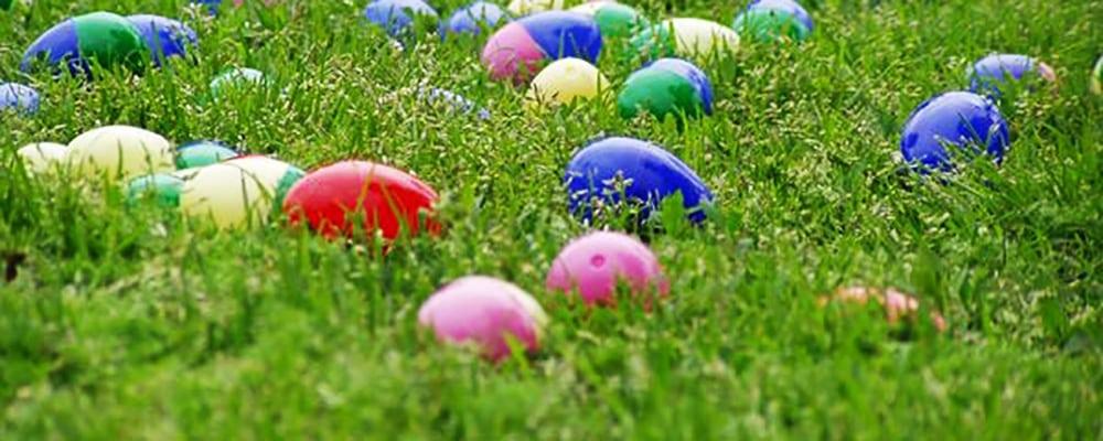 Kidspace's Egg Hunts