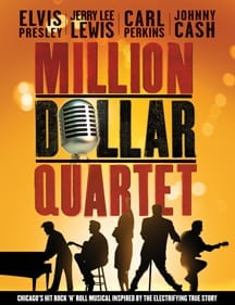3-D Theatricals presents Million Dollar Quartet