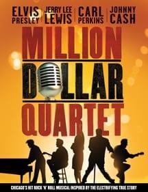 3-D Theatricals presents Million Dollar Quartet