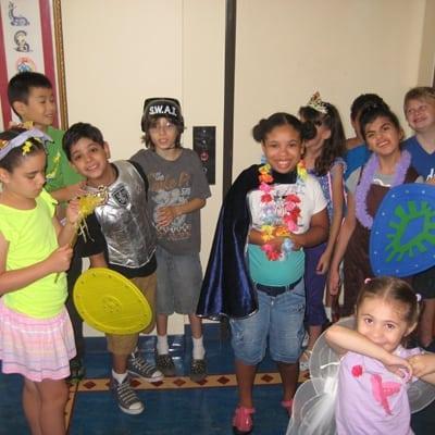PCDA Creative Arts Summer Program