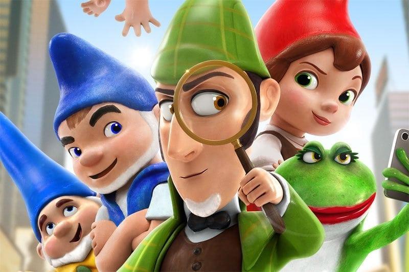 My Way Matinee - Sherlock Gnomes
