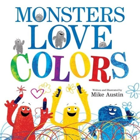 Stories In The Afternoon: Monsters Love Colors