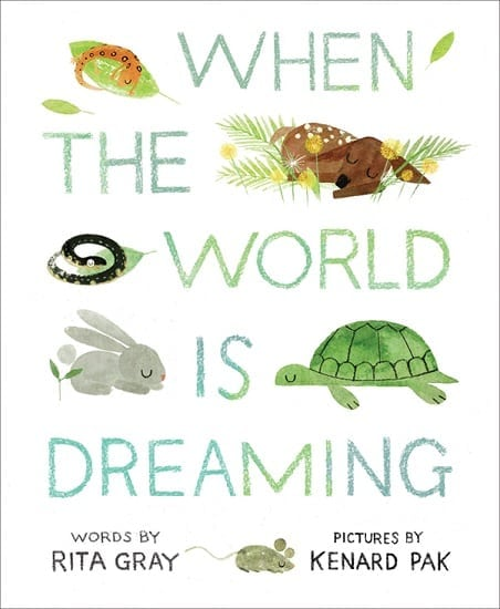 Stories In The Afternoon: When the World is Dreaming