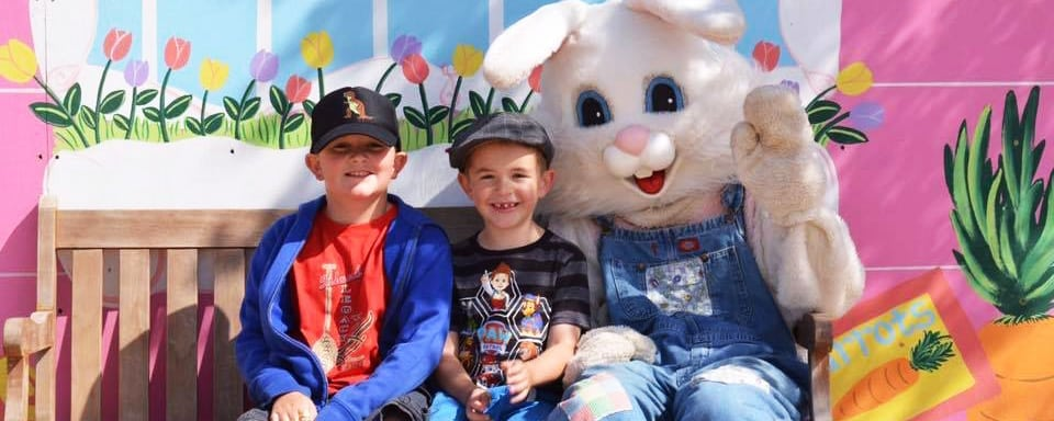 Underwood Family Farms' Springtime Easter Festival