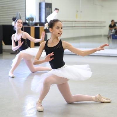 Westside School of Ballet Summer Session & Intensive 2018