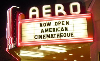 Aero Theater Family Matinees