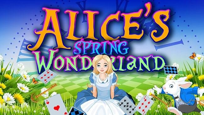 Alice's Spring Wonderland