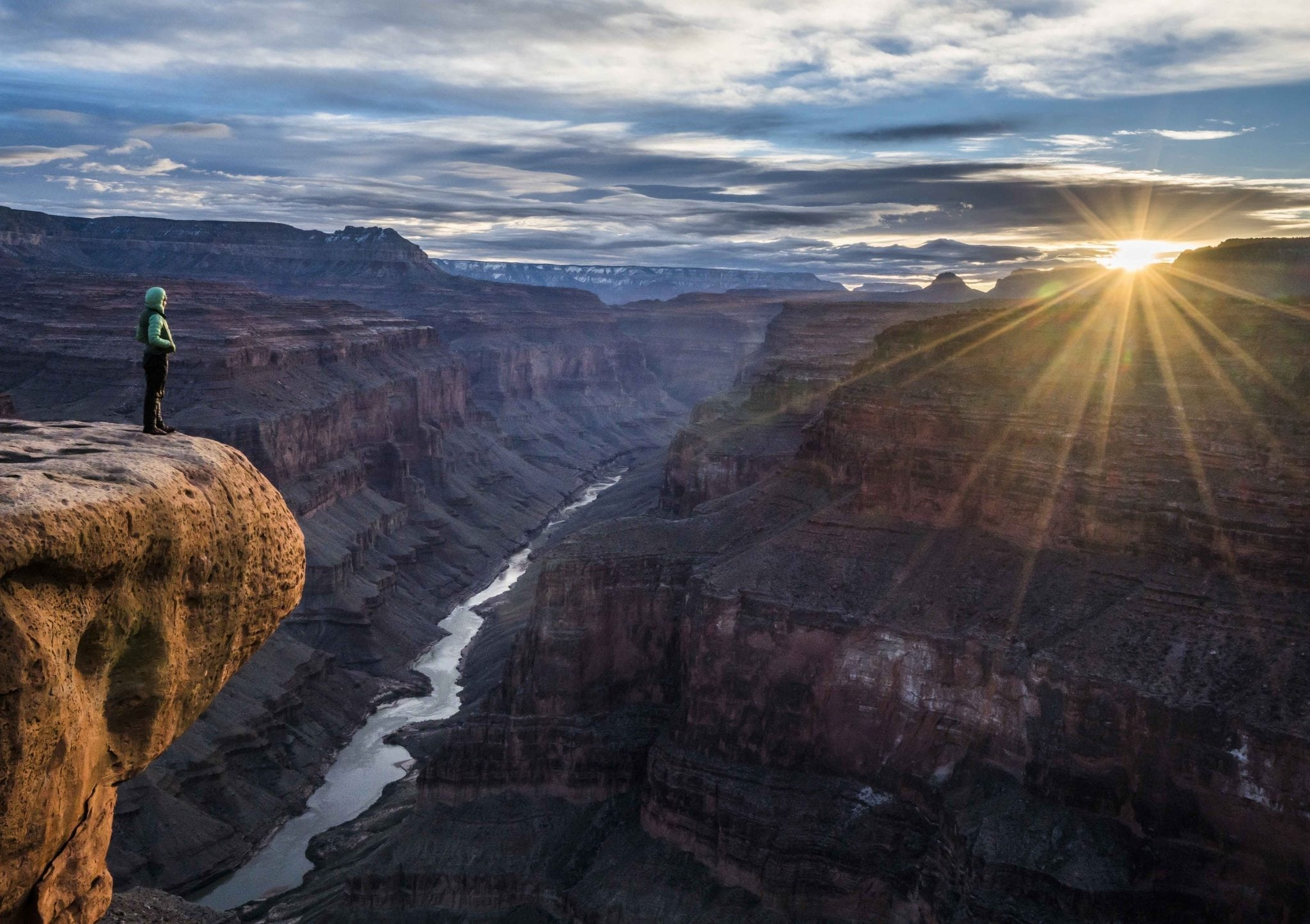 Between River and Rim: Hiking the Grand Canyon