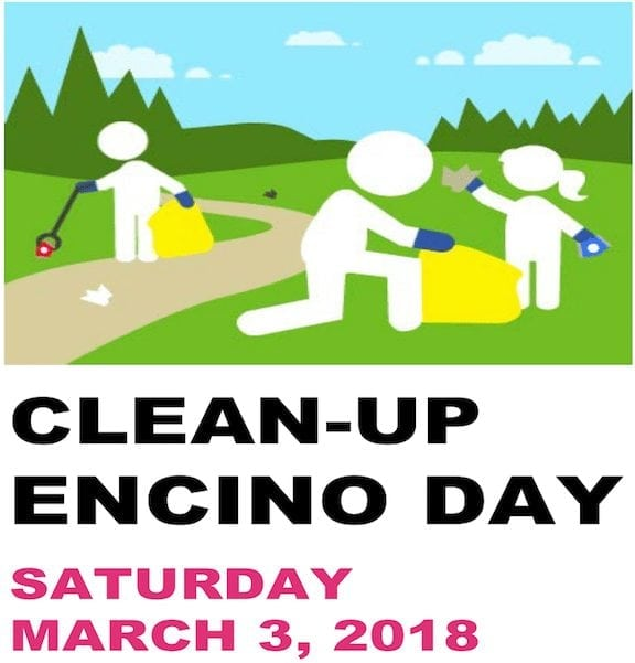 Clean-Up Encino Day