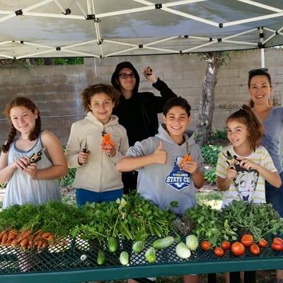 Camp Eco-Botics of de Toledo High School