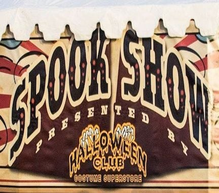 Halloween Club's 6th Annual Spook Show Festival