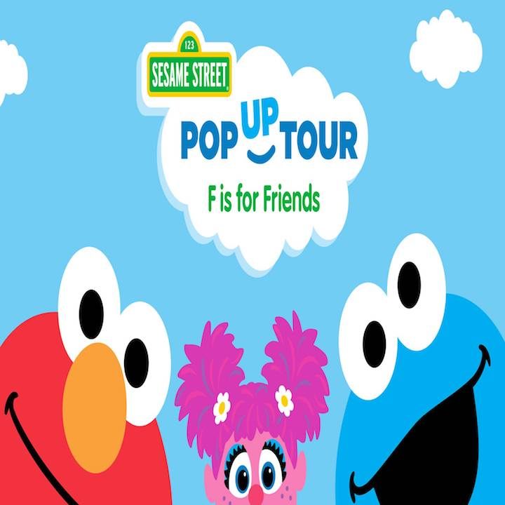 Sesame Street: F is for Friends Appearance