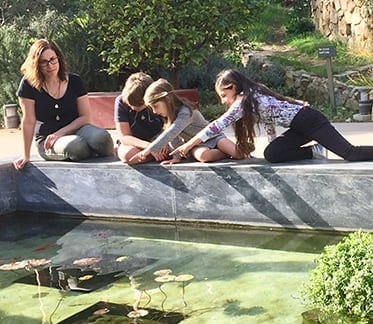 Roman Gardens Family Workshop