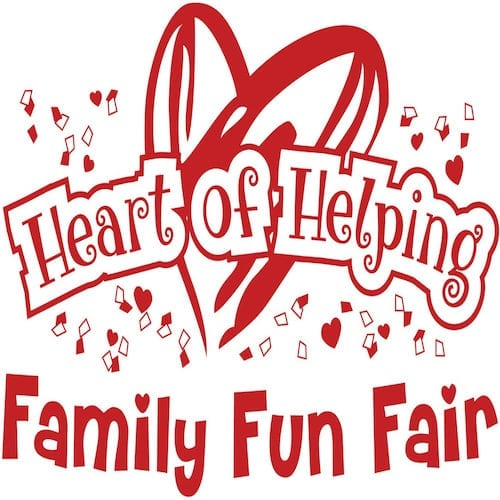 Heart of Helping Family Fun Faire