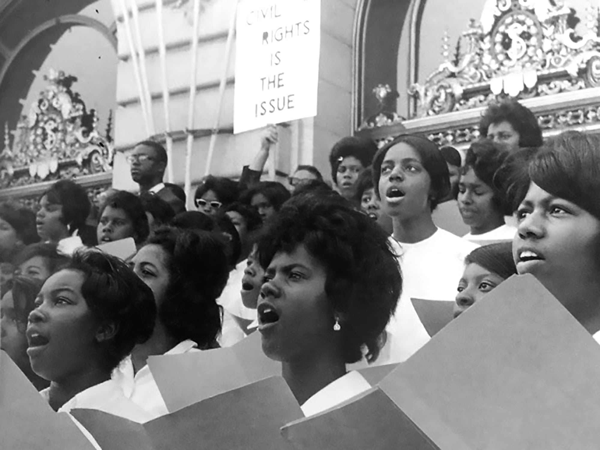 How Sweet the Sound: Gospel Music in Los Angeles Exhibit