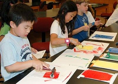 Huntington Children's Workshop: Book Buddies