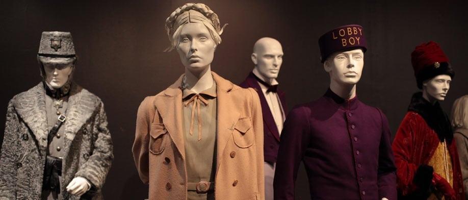 Art of Motion Picture Costume Design Exhibit