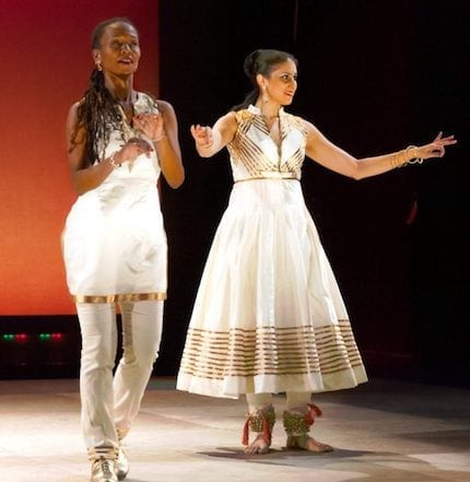 Speak: Tap & Kathak Unite