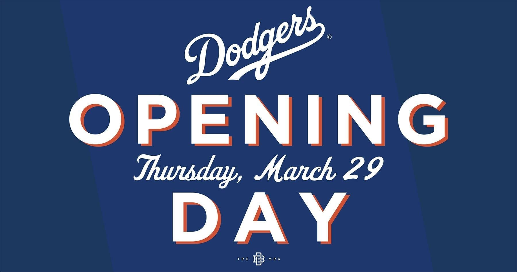 Dodgers Opening Day Party at Boomtown Brewery