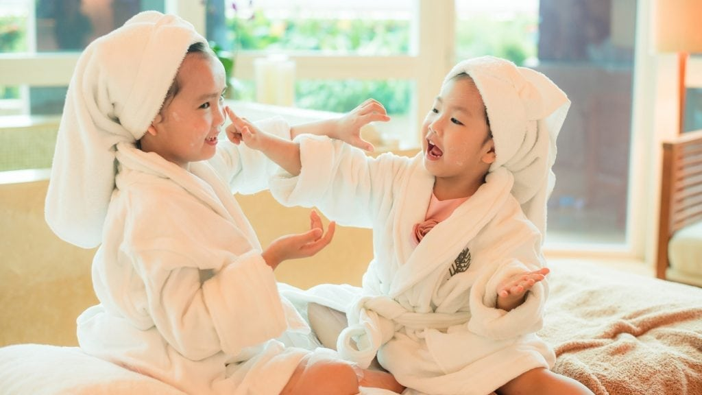 mommy and me spa in los angeles