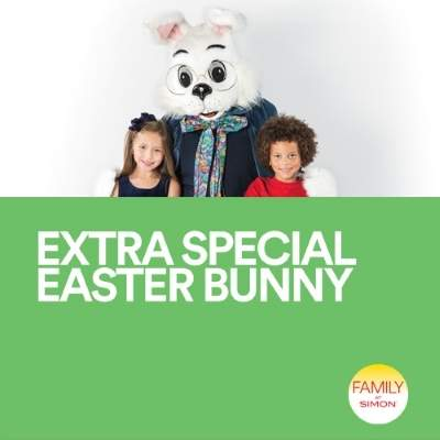 Caring Bunny Easter Event