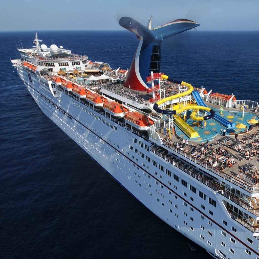 New and Familiar Vacation Cruise with Kids Out of Los