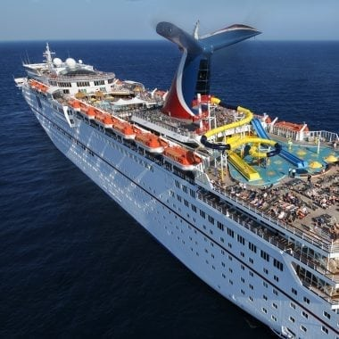 vacation cruise with kids