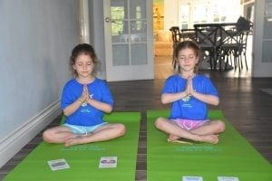 kids and yoga