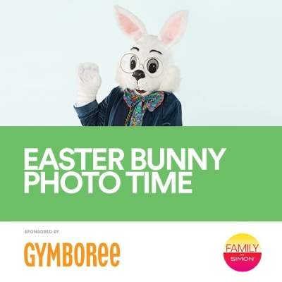 Easter Bunny Photo Experience