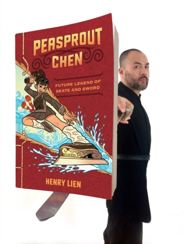 Book Launch Party & Performance with Henry Lien