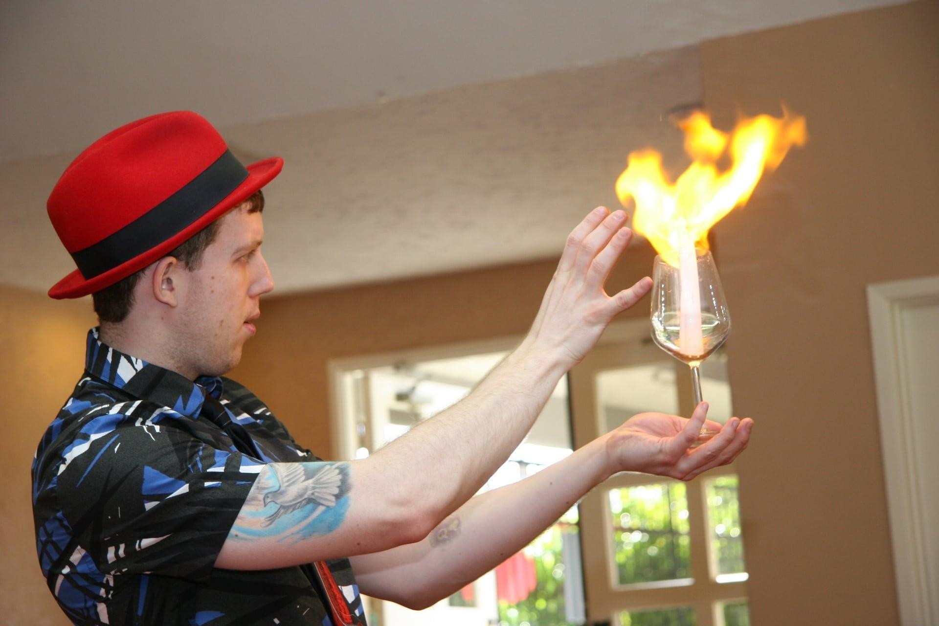 Ian Galloway Magic Show