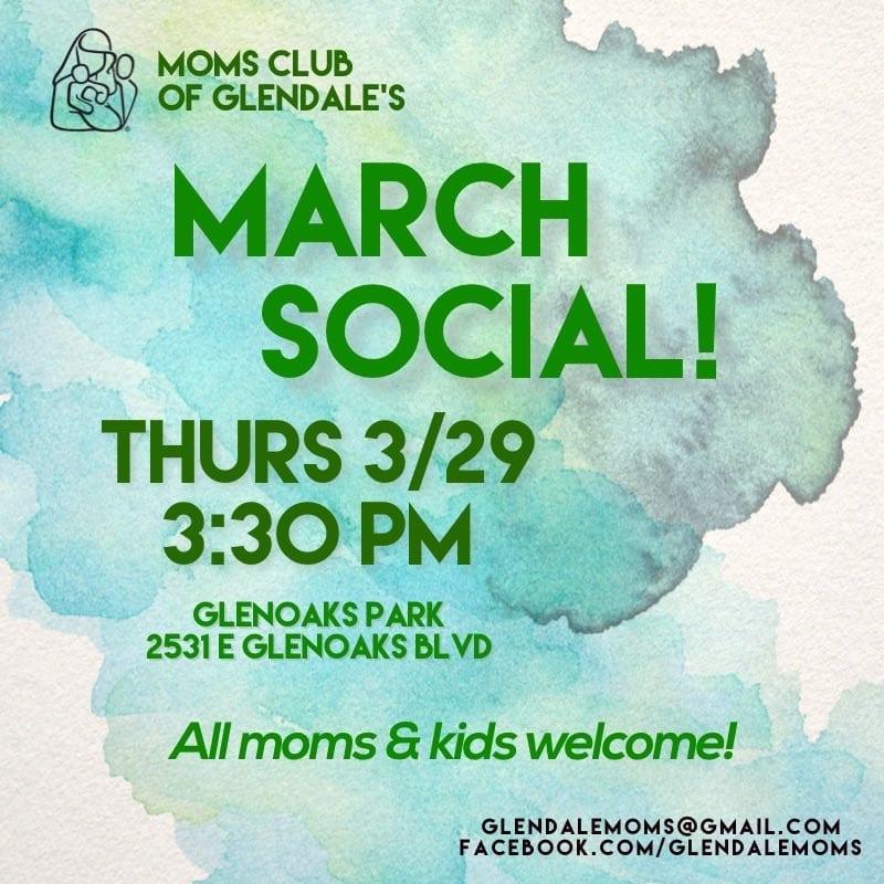 MOMS Club Social