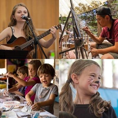 Idyllwild Arts Summer Program