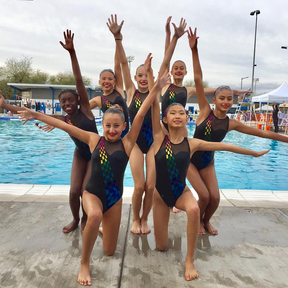 Free Synchronized Swim Clinic
